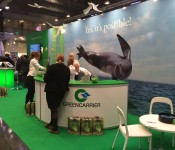 Greencarrier at the Logistics & Transport exhibition in Gothenburg