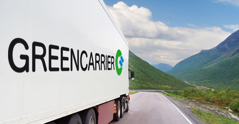 Image result for green carrier