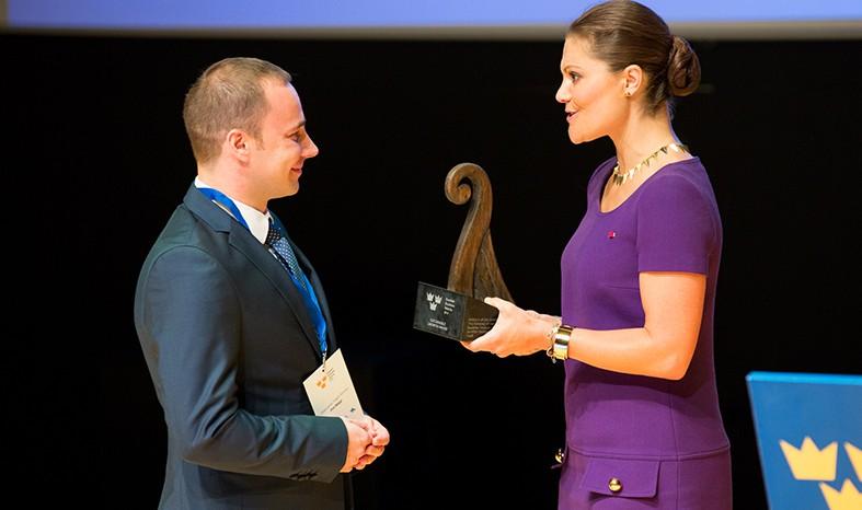 Greencarrier won the Swedish Business Awards in Estonia