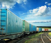Eco-friendly container train solution between China and Europe