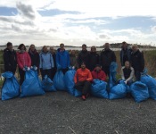 Greencarrier Clean-Up│Contributing to a greener planet