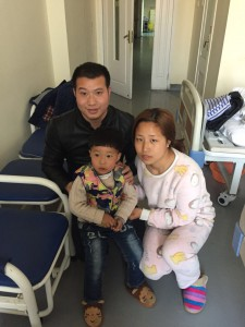 Child #979 - Zhu Yinan and Family[1]