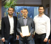 Greencarrier Liner Agency won Line of the Year 2015