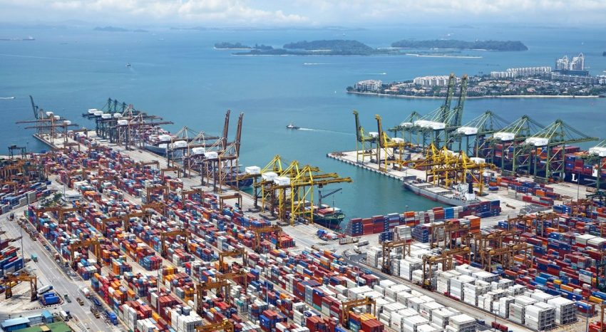 6 challenges & trends in intermodal freight transport