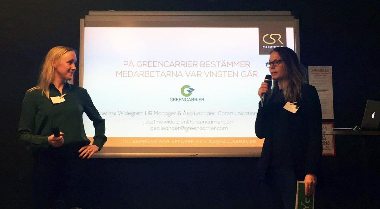 CSR Västsverige