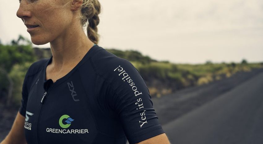 Matching spirits: Why we are proud to sponsor triathlete Maja Stage Nielsen