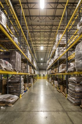 Managing the cargo flow from A to Z